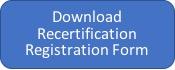 Download Registration Form: Pesticide Recertification