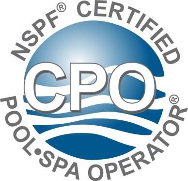 Certified Pool Operator Class B R Pools And Swim Shop